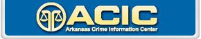 ACIC Arkansas Crime Information Center